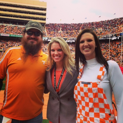 Duck Dynasty's Justin Martin and girlfriend Brittany Brugman