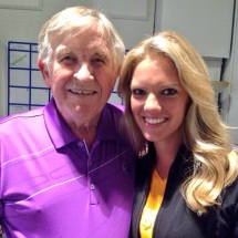 Former Tennessee Head Coach Johnny Majors