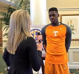 SEC Basketball Media Days Charlotte, NC