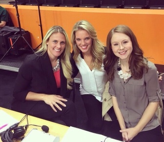 Reporting alongside Brittany Jackson & Courtney Lyle.