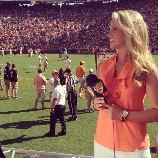 Tennessee Spring Football Game 2014