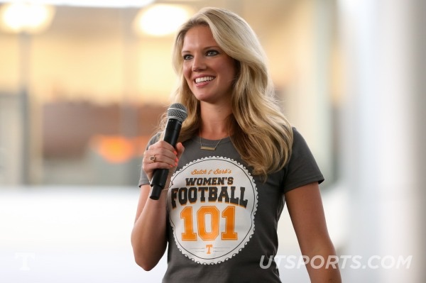 Hosted Butch & Barb's Women's Football 101