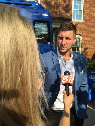 SEC Analyst Tim Tebow