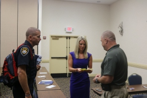 Talking Live2BFit at the TN Corrections Institute Annual FTO Training Conference