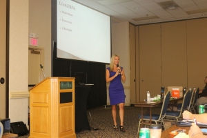 Speaker at the TN Corrections Institute Annual FTO Training Conference