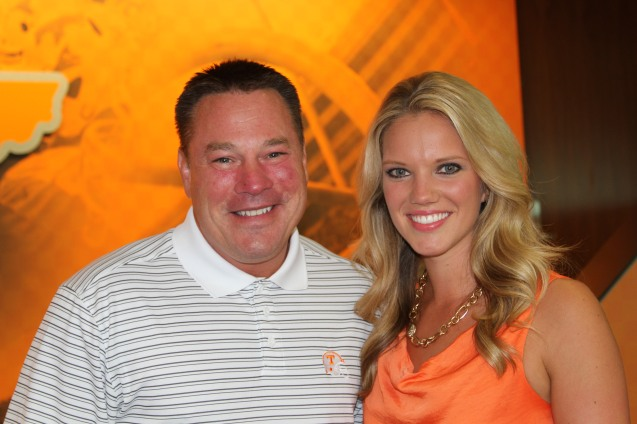Head Football Coach Butch Jones