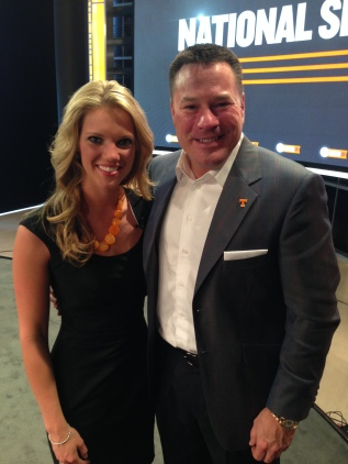 Head Coach Butch Jones on NSD 2015