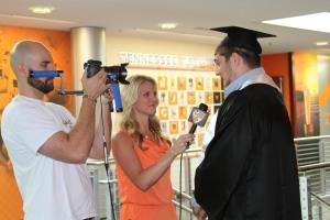 Interview with senior Kyler Kerbyson