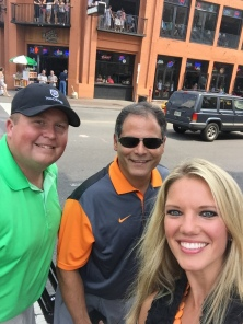 September 5 - Vols vs. Bowling Green in Nashville
