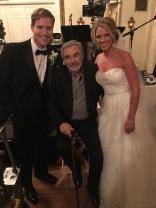 Kyle McKeever, Burt Reynolds & Sara Mitchell