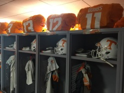 Tennessee locker room