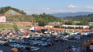 Vol Walk view from BMS