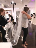 NY Bridal Week with Casablanca Bridal designs
