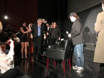 Burt Reynolds joined the Tribeca Film Festival for a Q&A