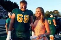 Sara interviews Cade Mays from Catholic H.S.