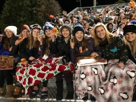 Catholic High School student section